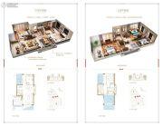 泰禾琼林台5室2厅3卫135平方米户型图