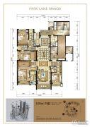 南宁华润幸福里5室4厅4卫328平方米户型图