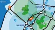 中泰信・上景交通图