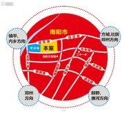 光彩国际�Z园交通图