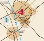 建工・新桂广场交通图