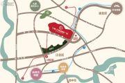 力帆红星国际广场紫郡交通图