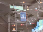 汇中国际中心交通图