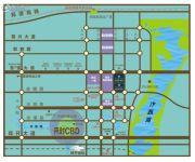 晖达新世界交通图