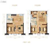 名城广场4室4厅3卫0平方米户型图