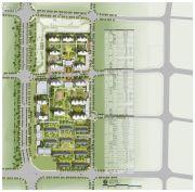 海尔地产滟澜公馆规划图