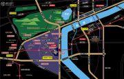 恒大商业中心交通图
