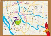 盛明广场交通图