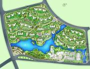 上实城开自然界规划图