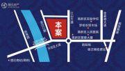 恒峰・御江山交通图