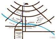 三盛国际城交通图