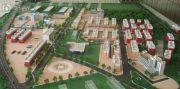 杨桥新镇商贸城规划图