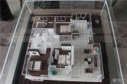 和富名苑4室2厅2卫143平方米户型图