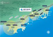 国茂・清水湾交通图