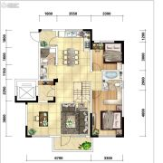 九颂大院0室0厅0卫0平方米户型图