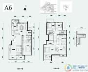 北辰香麓5室2厅3卫282平方米户型图