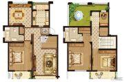 优山美地4室2厅2卫0平方米户型图