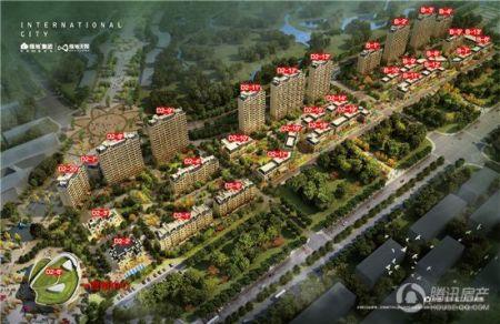 绿地・国际城
