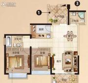 太平洋国际4室2厅2卫146平方米户型图