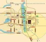中都・巴黎城交通图