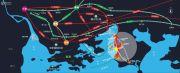 金融街海世界交通图