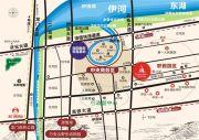 翡翠庄园交通图