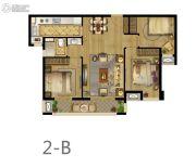钰龙旭辉半岛3室2厅1卫0平方米户型图