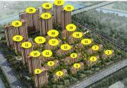 蓝光天悦城规划图