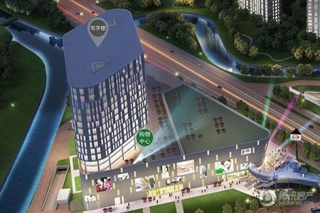近铁城市广场-楼盘详情-上海腾讯房产