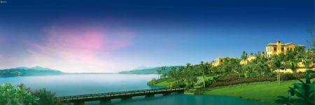 美林湖(天琴半岛)