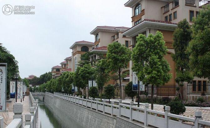 港珠湾山庄实景图