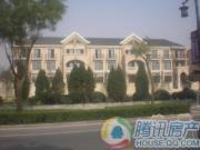 中海铂宫外景图
