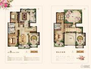 廊坊新世界花园0室0厅0卫273平方米户型图