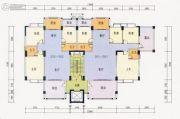 世德家园0室2厅2卫133--165平方米户型图