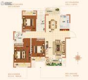 内乡建业森林半岛3室2厅1卫0平方米户型图