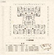 清新・凯旋门0平方米户型图