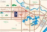 富强都市乾元交通图