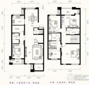 一品嘉园5室2厅3卫0平方米户型图