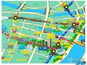 广电兰亭盛荟交通图