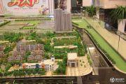 绿地世纪城 多层沙盘图