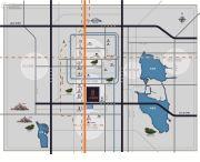 朗诗人民路8号交通图