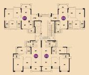 星港城市名都(商铺)99--113平方米户型图