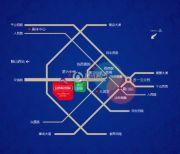 宝居朗庭国际交通图