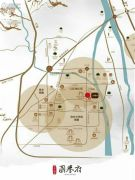 北京城建・国誉府规划图