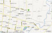 锦绣前城交通图