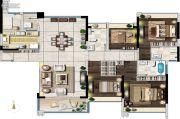 雅居乐富春山居5室1厅3卫0平方米户型图