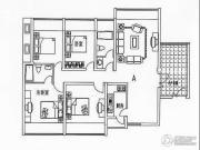 泰祥和家大院4室2厅2卫144平方米户型图
