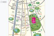 雅居乐十里花巷交通图