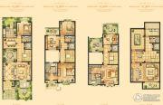 佘山一品5室3厅4卫0平方米户型图