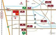 亿丰国际装饰城交通图